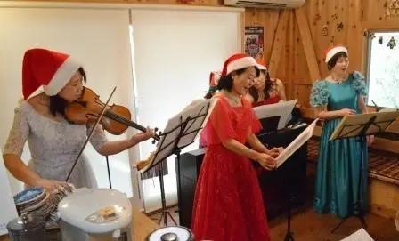 やまぼうしクリスマスコンサート2018